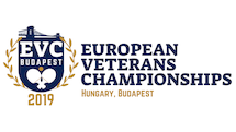 2019 European Veterans Championships