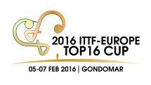 2016 ITTF-Europe Top 16