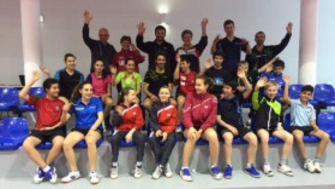 Young players in Vila Nova de Gaia