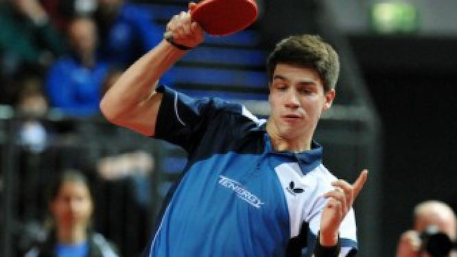 Patrick FRANZISKA 28 places up in ITTF ranking