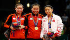LI Jiao booked her ticket for Rio