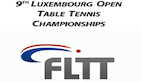 9th Luxembourg Open Table Tennis Championships