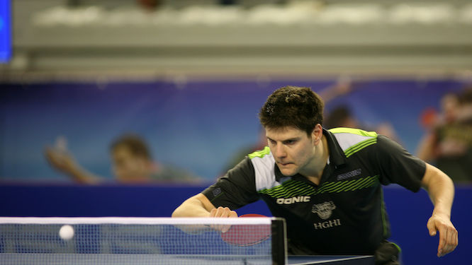 OVTCHAROV gains a lot of confidence for Kuala Lumpur