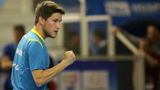 OVTCHAROV  will meet Kristian KARLSSON