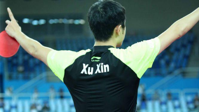 Xu Xin Shocks Ma Long to Claim Third Korea Open Title