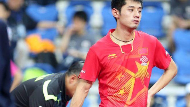 Zhang Jike Knocked out of ITTF World Tour Korea Open