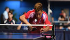 Alexandre CASSIN at the top of the Europe