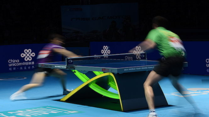 The ITTF Renews Double Fish for Four More Years