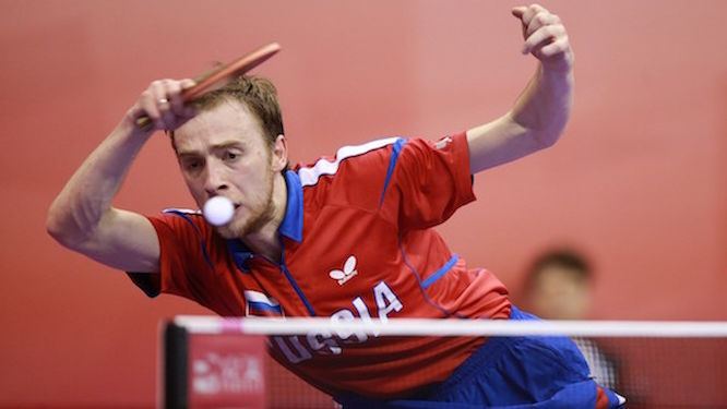 Russian Table Tennis Players Cleared to Play at 2016 Olympic Games