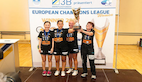 ECL Women draw: TTC BERLIN EASTSIDE E.V. one more time against TT SAINT QUENTIN