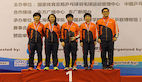 Asia beats host Chinese team for Gold at ITTF World Cadet Challenge