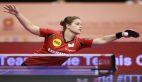 Olympic Team Silver medalist Petrissa SOLJA in Philadelphia