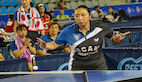 SHEN Yanfei says goodbye to table tennis