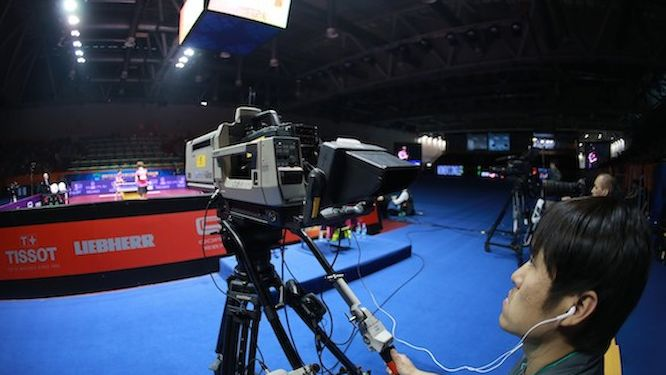 ITTF Moves into Virtual Reality at World Tour Grand Finals