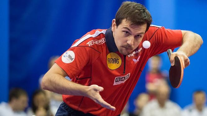 Timo BOLL: Overall it was a great achievement