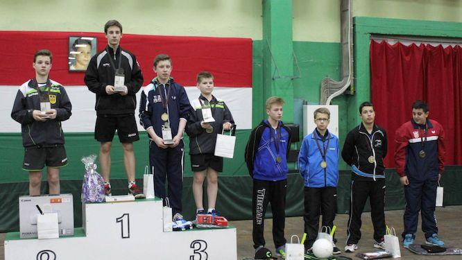 In February, Hungary hosts traditional tournament in Memory of Janos MOLNAR