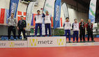 France A finished the competition on the top step of the podium in Metz