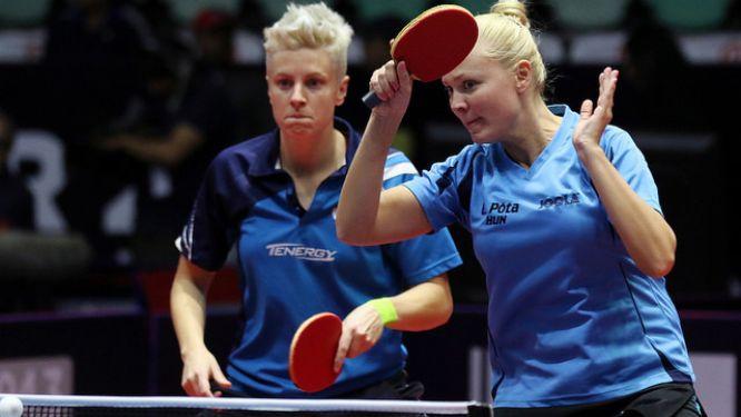 European pairings in the final in New Delhi