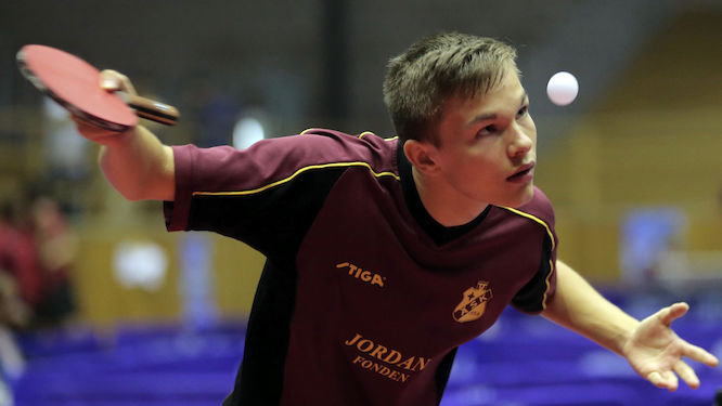 Nine Swedish boys compete in Paraguay