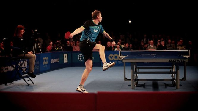 ITTF Partners up with Legends Tour