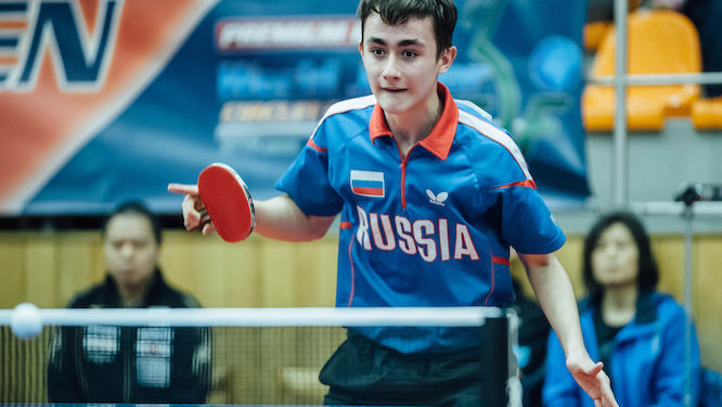 Artur ABUSEV clinched gold in Spain