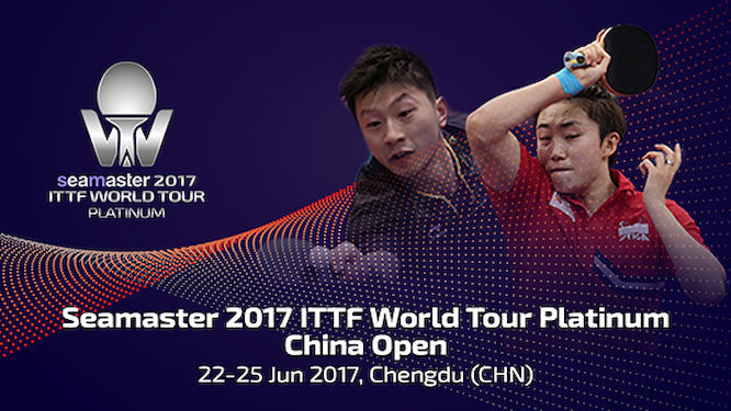 Star-studded ITTF China Open Begins Action in Chengdu