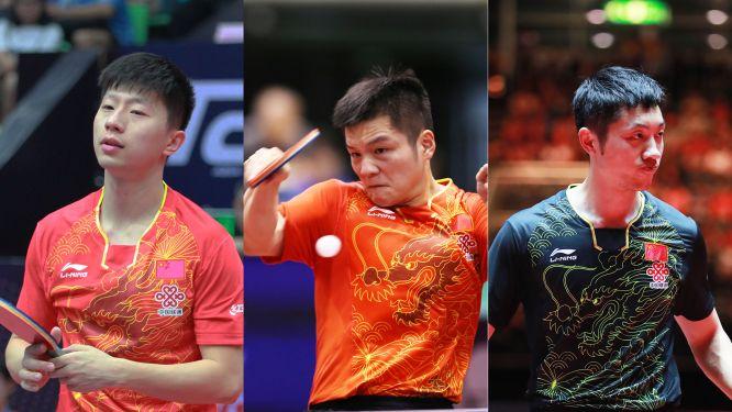 Updated ITTF Statement on Ma Long, Fan Zhendong & Xu Xin China Open Forfeits