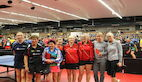 The day for doubles at the European Veteran Championship