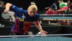 Adina DIACONU showed no weak spots