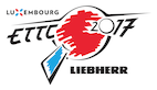 LIEBHERR 2017 ITTF European championships draw on Wednesday at 17:30