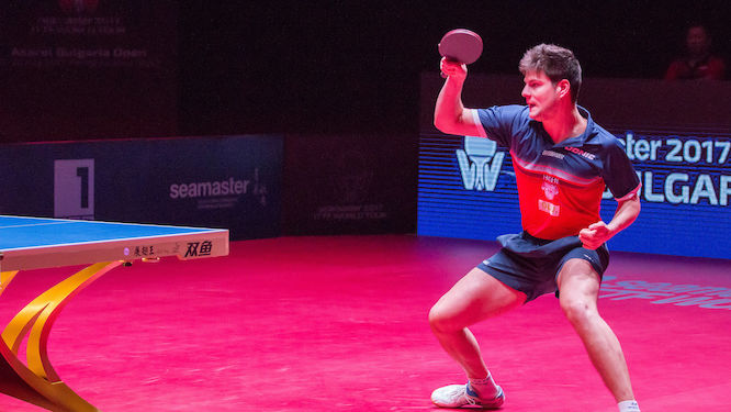 Bulgaria Open: Dimitrij OVTCHAROV clinched gold