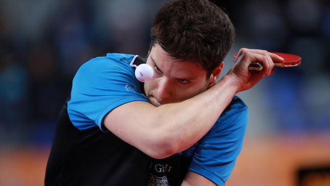 Dimitrij OVTCHAROV wins thriller against Quadri ARUNA to reach Bulgaria Open final