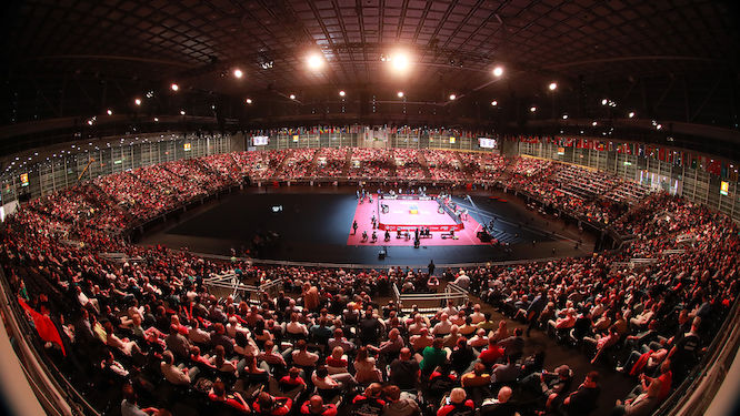 ITTF Opens Bidding Process for the 2020 World Team Table Tennis Championships