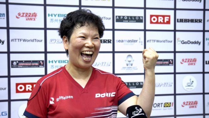 54-year-old Ni Xialian Wins Longest Table Tennis Match in Modern History