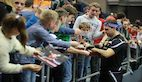 OVTCHAROV and BOLL delight German fans