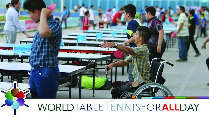 2017 World Table Tennis Day Celebrations Film Finishes Second at Milano International FICTS Festival
