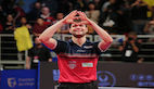 OVTCHAROV advanced to a career high of number three in the World