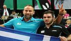 SGOUROPOULOS ,SIDORENKO, TAILAKOVA and GAUTHIER booked their places for Argentina