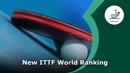 ITTF to Implement New World Ranking System in 2018