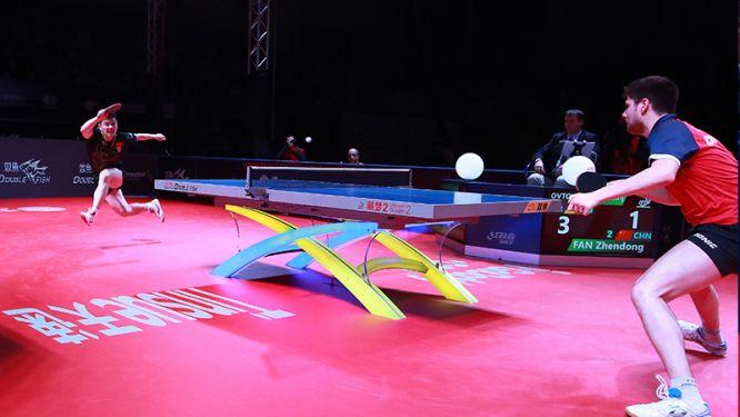FAN & CHEN Takes ITTF World Tour Grand Finals Gold in Astana