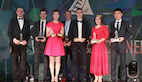 Timo Boll & Ding Ning Crowned 2017 Table Tennis Stars at ITTF Star Awards