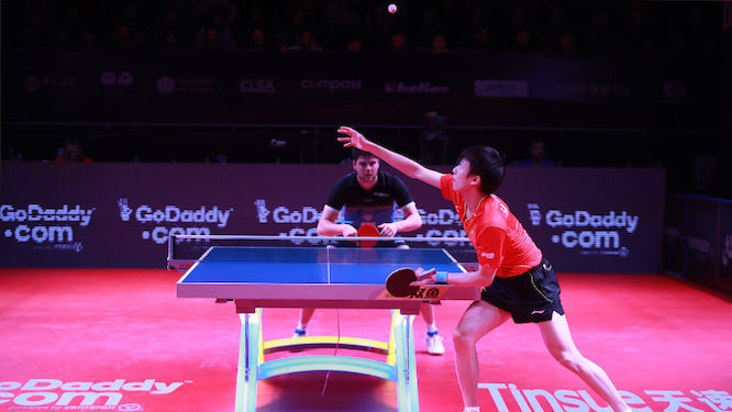 ITTF Expands Partnership with GoDaddy