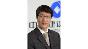 China Construction Bank Zurich Branch CEO Mr Gong Weiyun