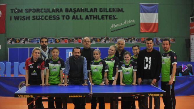 Optimistic Bursa faces reigning Seamaster ECLW champion