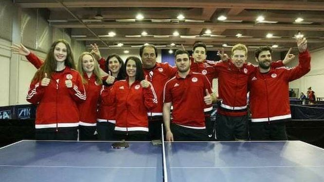 Olympiacos won both titles in Greece