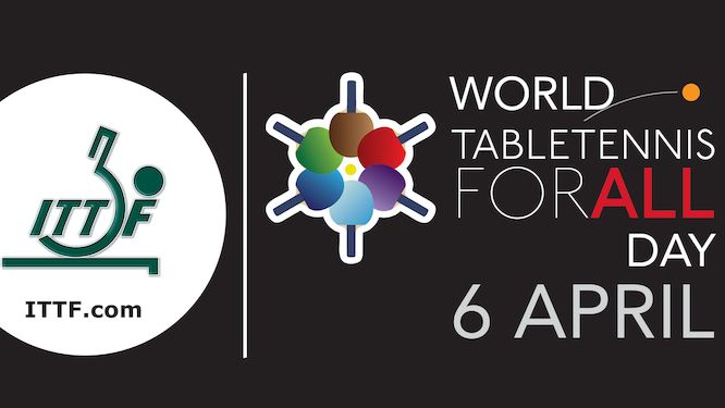World Table Tennis Day Getting Closer And
