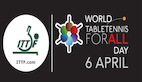 World Table Tennis Day getting closer and closer