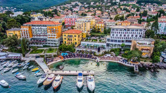 Opatija Milenij Open invites players in Croatia
