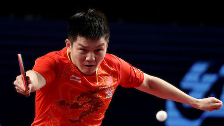 China's Fan Takes World Number One Spot for the First Time