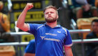 Hong Kong Open: Jon PERSSON upsets No.1 seed